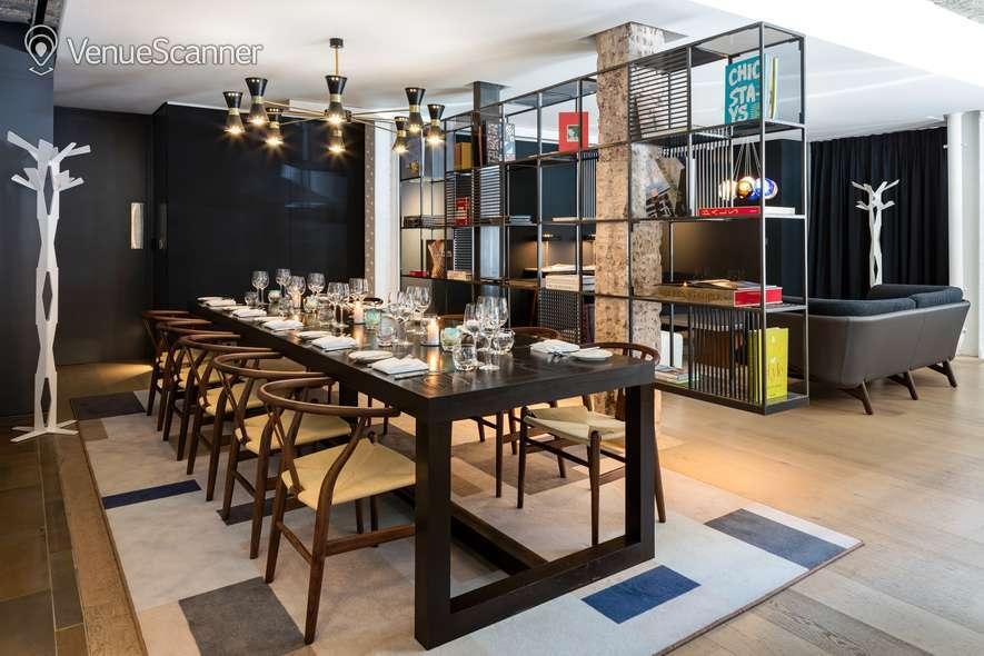 Hire Radisson Blu Edwardian, Mercer Street Private Room 6 12