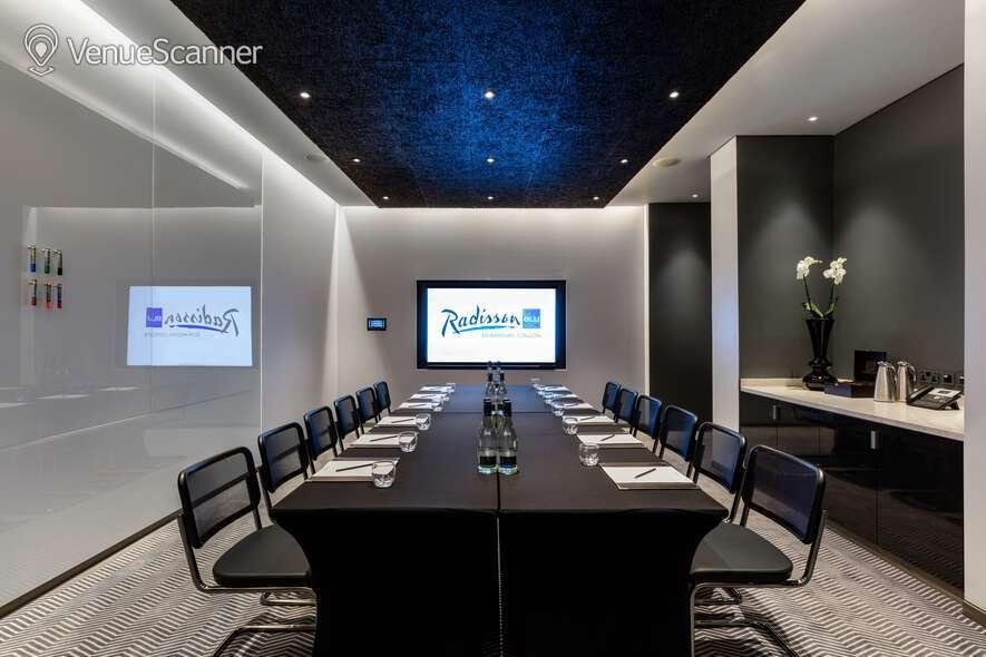 Hire Radisson Blu Edwardian, Mercer Street Private Room 4