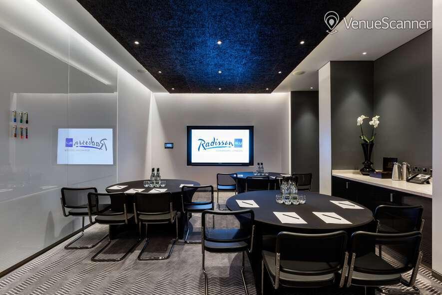 Hire Radisson Blu Edwardian, Mercer Street Private Room 4 4