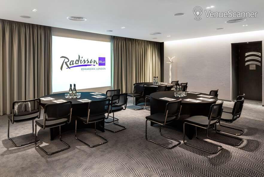 Hire Radisson Blu Edwardian, Mercer Street Private Room 6 2