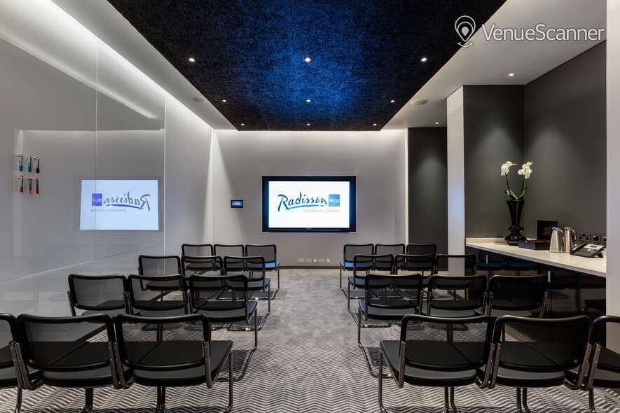 Hire Radisson Blu Edwardian, Mercer Street Private Room 4 2