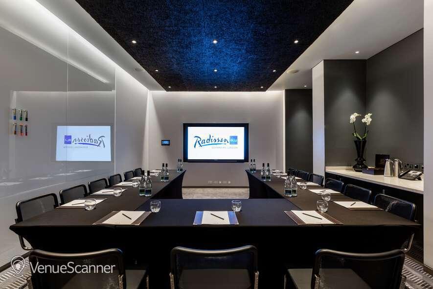 Hire Radisson Blu Edwardian, Mercer Street Private Room 4 1