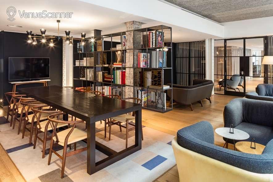 Hire Radisson Blu Edwardian, Mercer Street Private Room 6 11