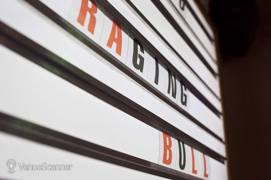 Hire The Raging Bull Private Room 20