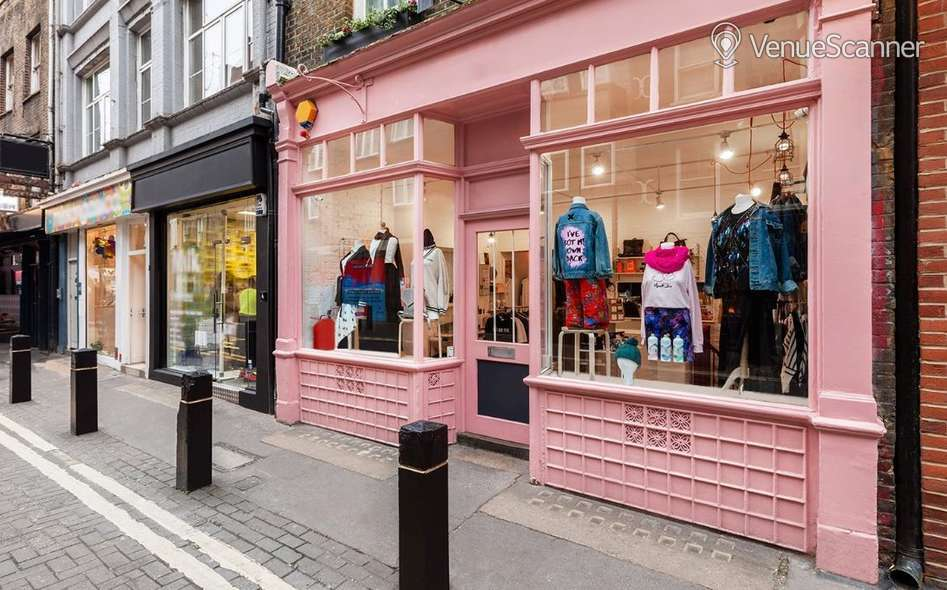 Hire Creoate Studio In Covent Garden Studio In Covent Garden 1
