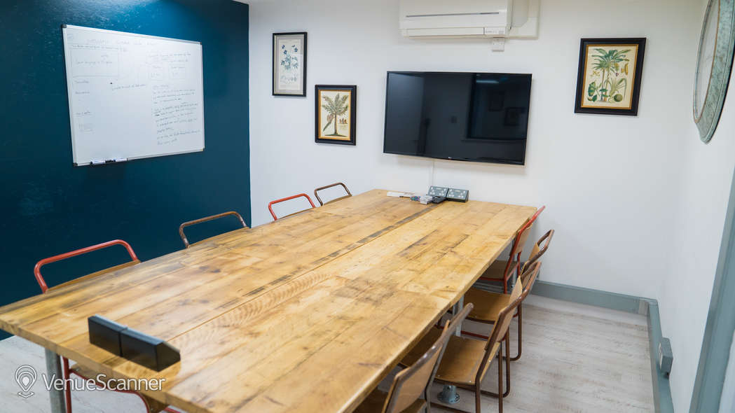 Hire Quarters Collective Boardroom