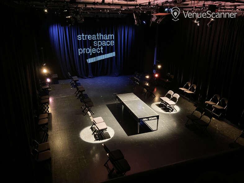 Hire Streatham Space Project Auditorium 8