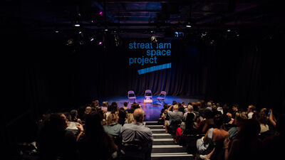 Streatham Space Project Auditorium 0