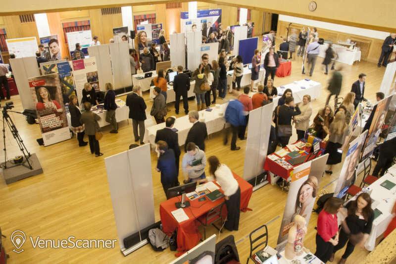 Hire Queen's University Belfast Whitla Hall 2