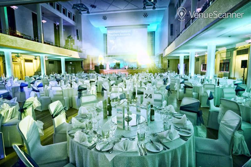 Hire Queen's University Belfast Whitla Hall 1