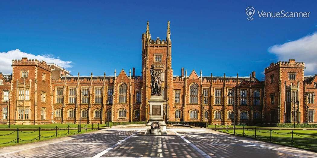 Hire Queen's University Belfast Whitla Hall 4