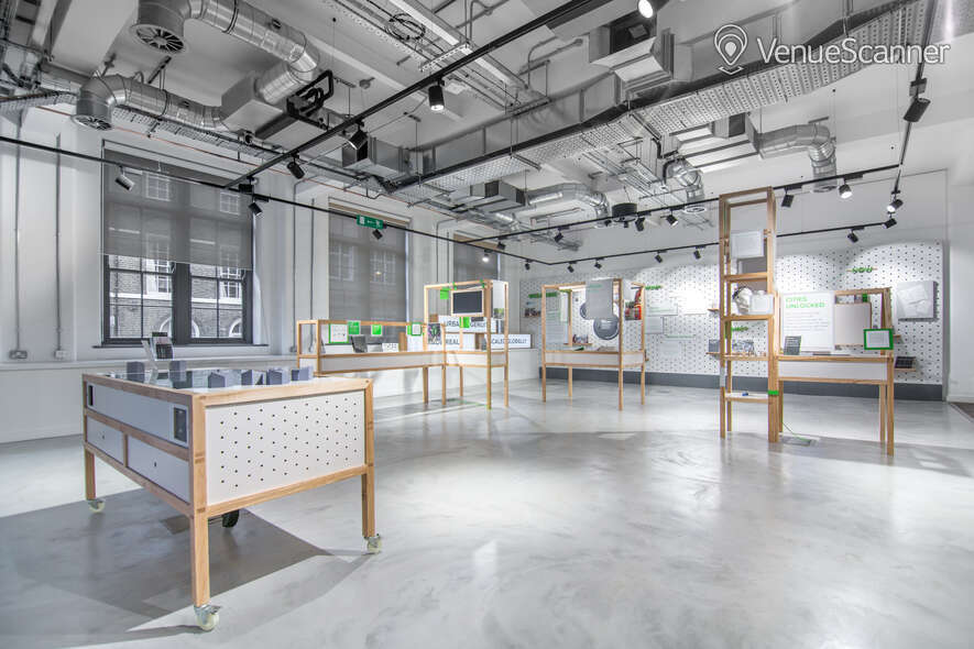 Hire Urban Innovation Centre Cafe And Demonstration Space