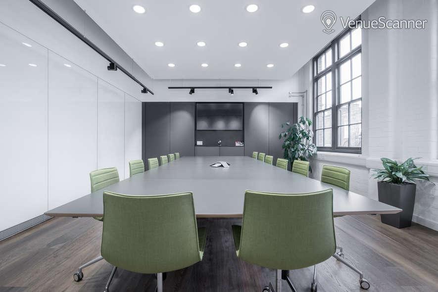 Hire Urban Innovation Centre Boardroom 1