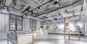 Urban Innovation Centre, Cafe And Demonstration Space