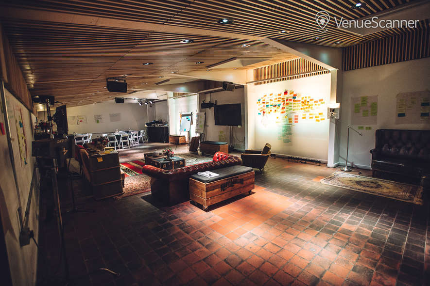 Hire The Pickle Factory Main Space 3