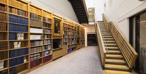 66 East Smithfield, Library