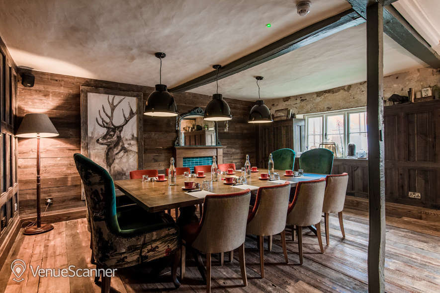 Hire The Bull, Bracknell Upper Snug
