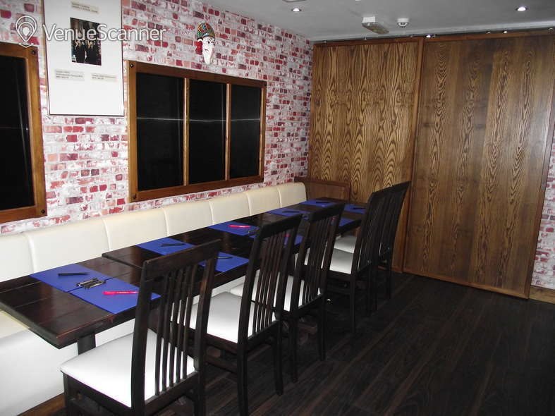Hire Great Nepalese Restaurant Room 2