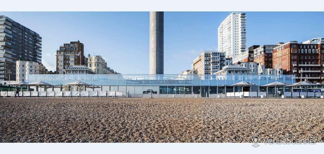 Hire British Airways I360 Greene Room 6