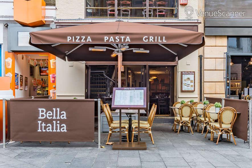 Hire Bella Italia Cranbourn Street Exclusive Hire