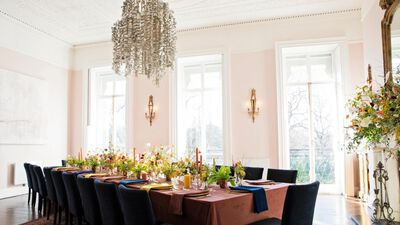 Cliff Townhouse, Private Dining Room