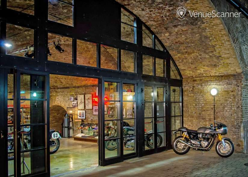 Hire The Bike Shed Arch 4 1