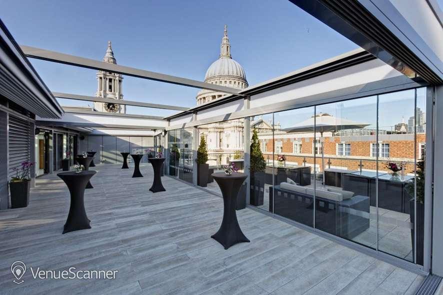 Hire Leonardo Royal London St Paul's Sky Bar 3