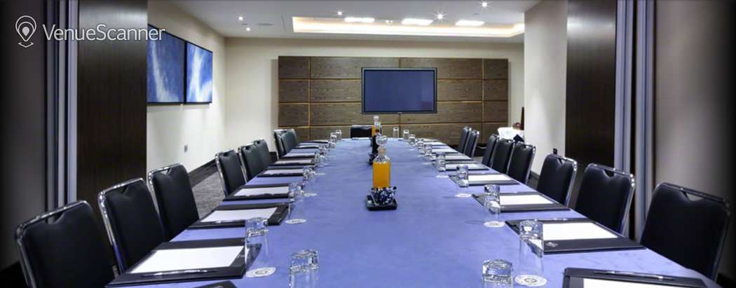 Hire Leonardo Royal London St Paul's Churchill Suite