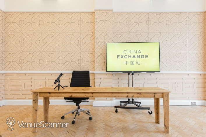 Hire China Exchange Moonchu Hall 2