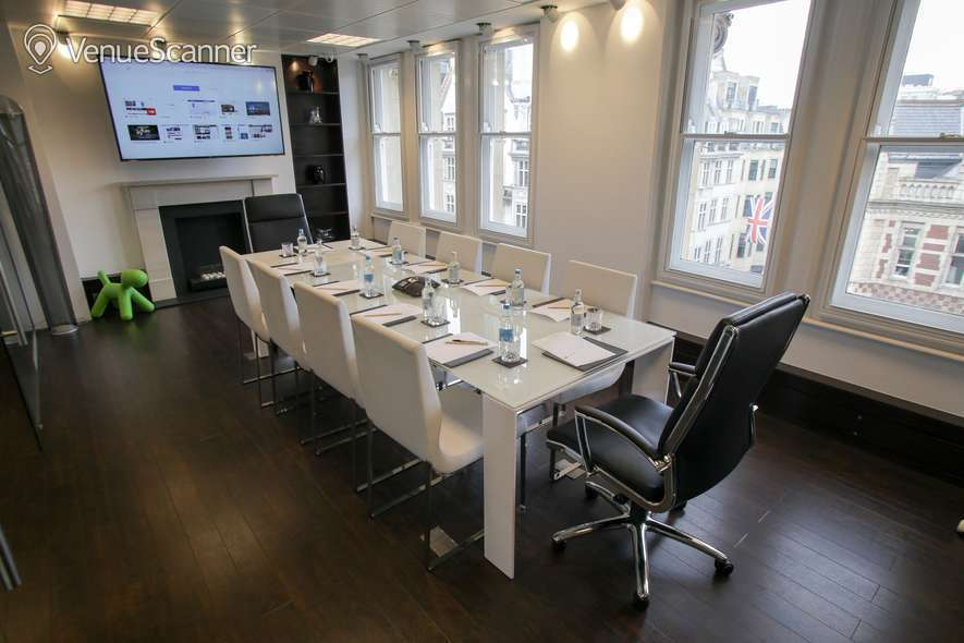 Hire Piccadilly Chambers Mayfair Boardroom