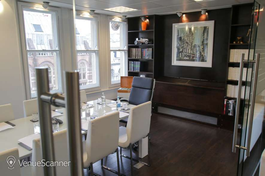 Hire Piccadilly Chambers Mayfair Boardroom 3