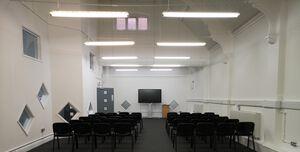 Teaching London: LDBS SCITT, Woolf Hall