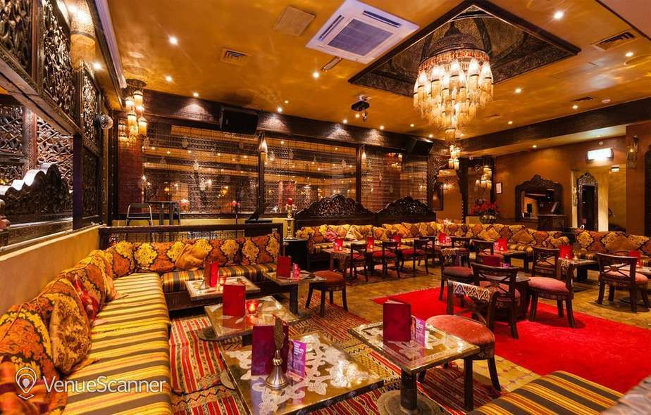 Hire Kenza Restaurant Lounge Exclusive Hire 10