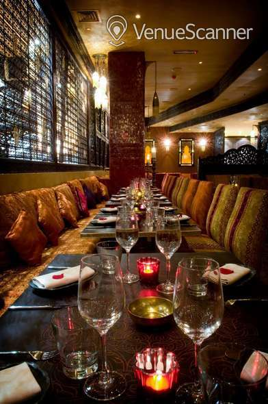 Hire Kenza Restaurant Lounge Exclusive Hire 3