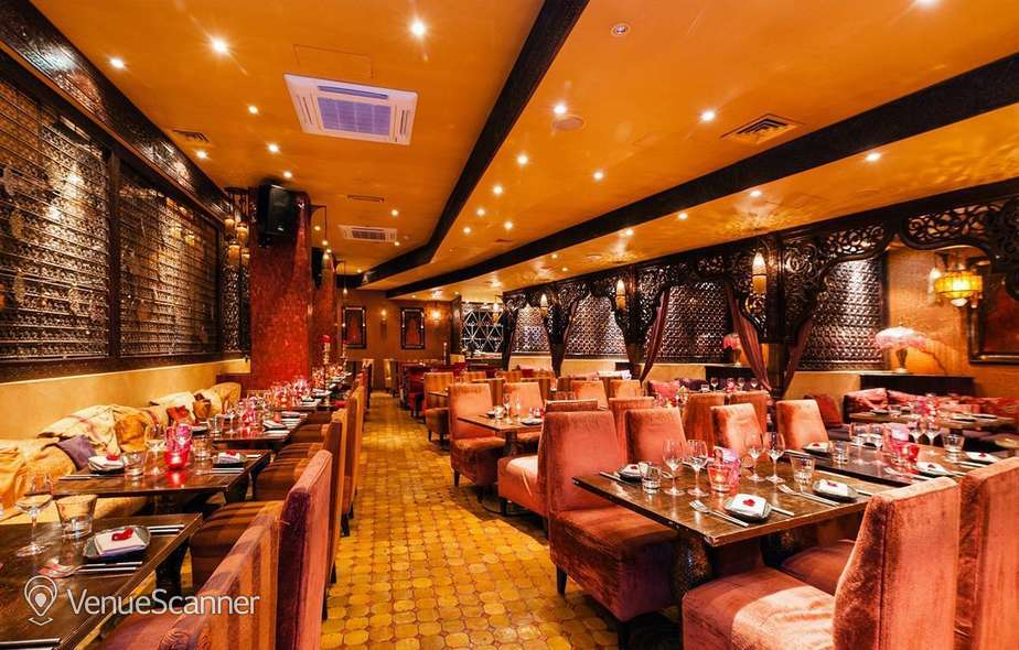 Hire Kenza Restaurant Lounge Exclusive Hire 15