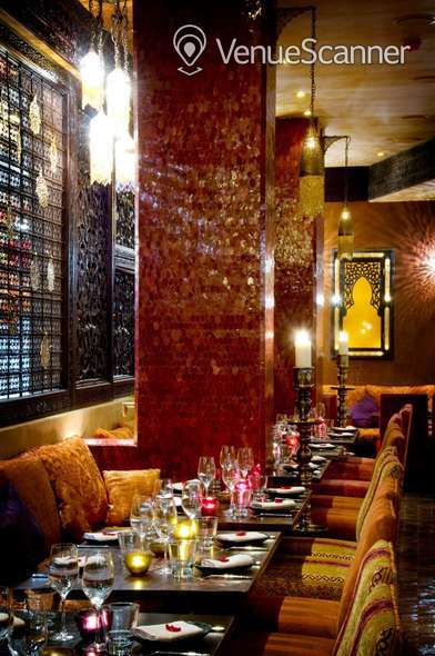 Hire Kenza Restaurant Lounge Exclusive Hire 7