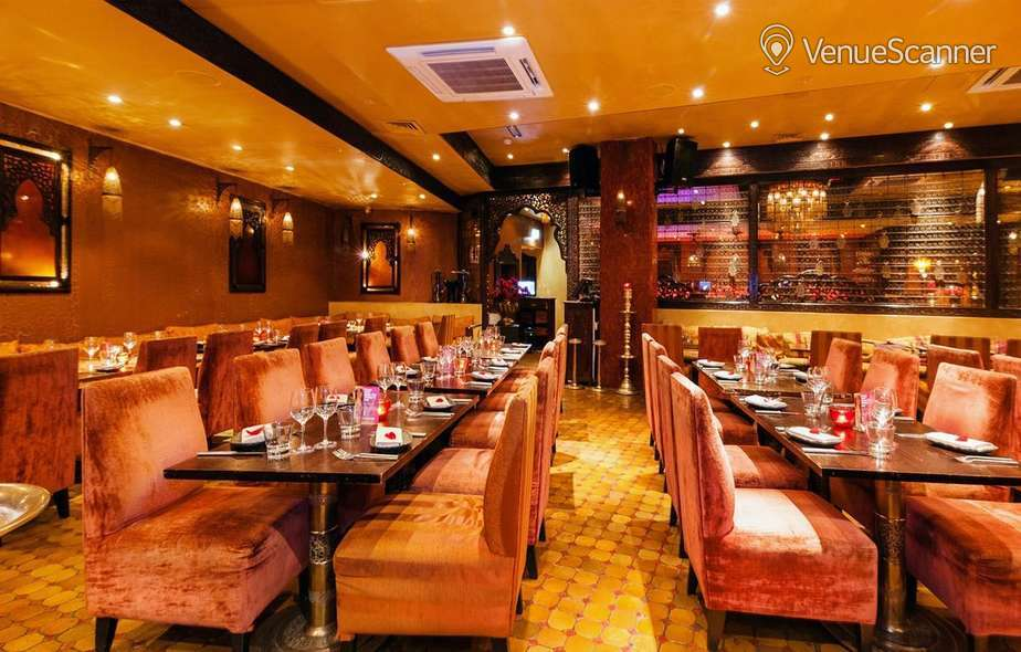 Hire Kenza Restaurant Lounge Exclusive Hire 18