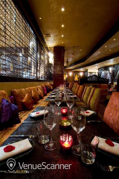 Hire Kenza Restaurant Lounge Exclusive Hire 1