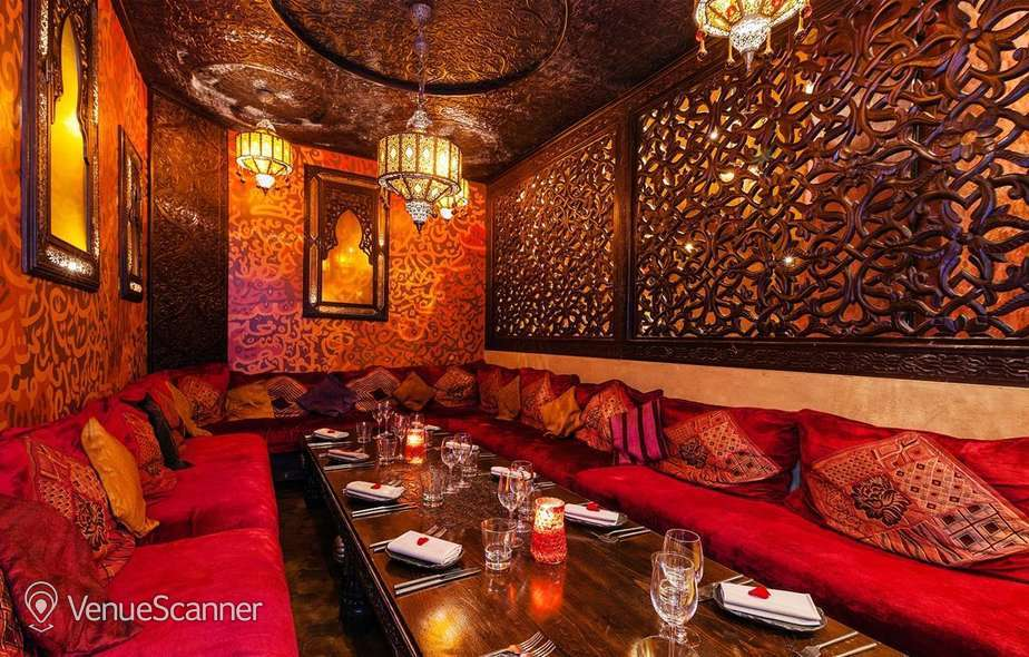 Hire Kenza Restaurant Lounge Exclusive Hire 24