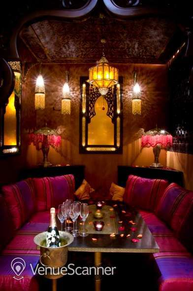 Hire Kenza Restaurant Lounge Exclusive Hire 8