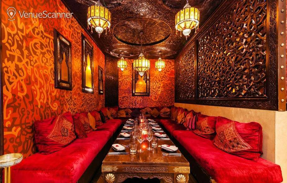 Hire Kenza Restaurant Lounge Exclusive Hire 22