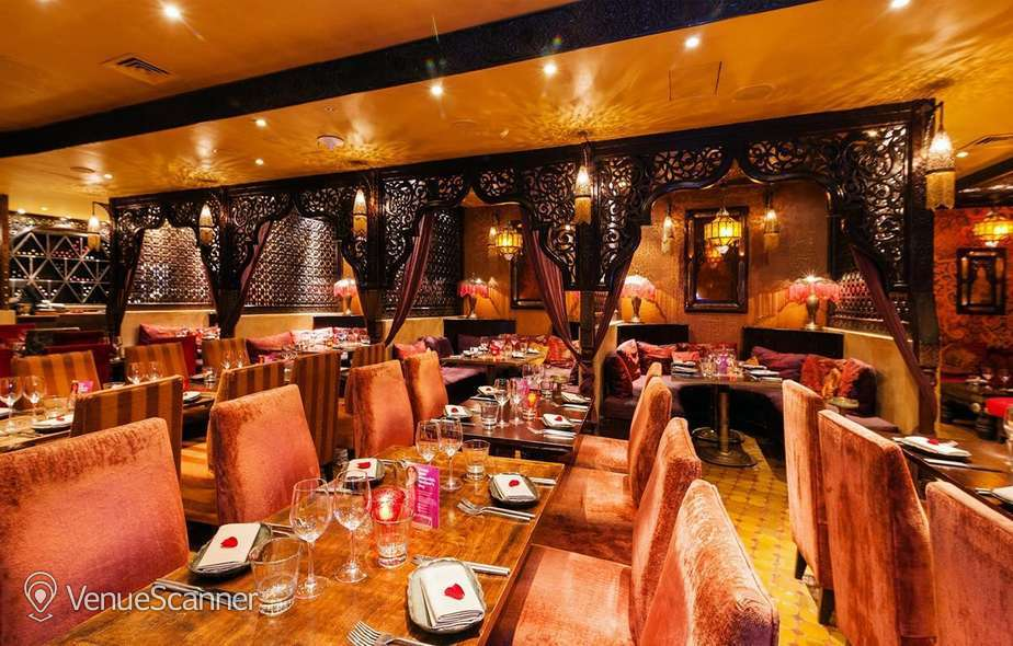 Hire Kenza Restaurant Lounge Exclusive Hire 16