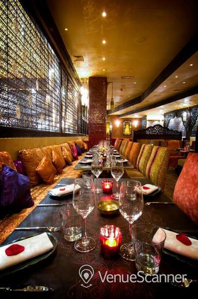 Hire Kenza Restaurant Lounge Exclusive Hire