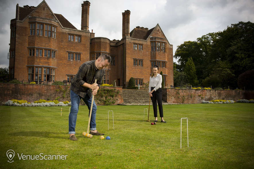 Hire New Place Hotel - Hampshire Croquet Lawn