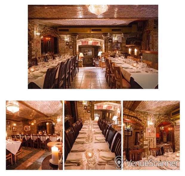 Hire Bellaria Restaurant & Wine Bar Bellaria Basement 4