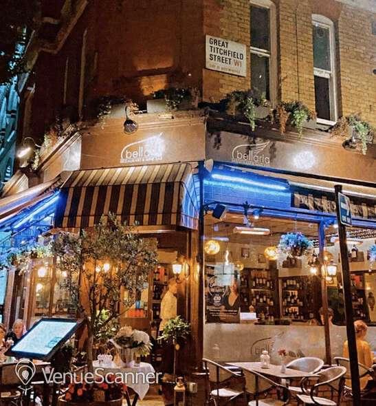 Hire Bellaria Restaurant & Wine Bar Bellaria Basement 3
