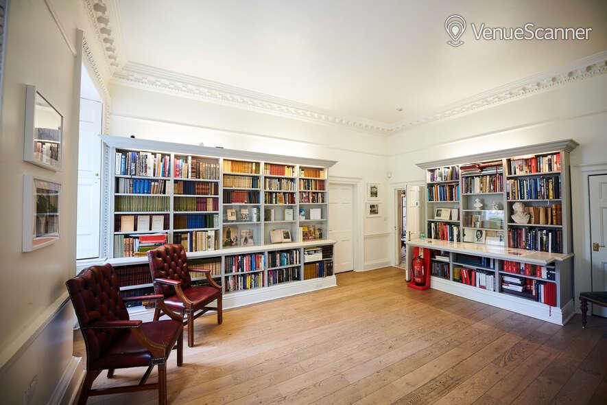 Hire Pushkin House Library Room 2