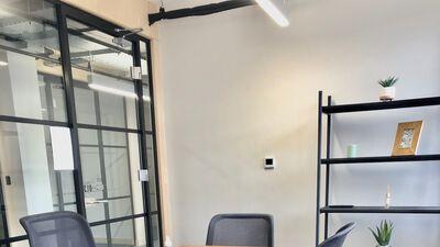 Wizu Workspace - 32 Eyre Street , Baslow Suite