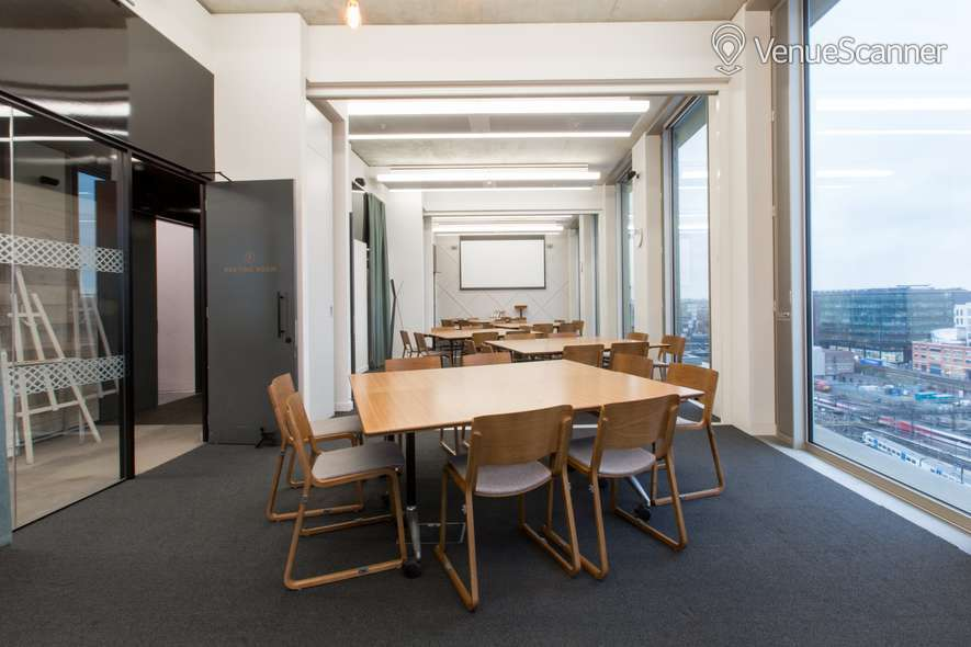 Hire The Office Group Gridiron Meeting Room 6+7+8