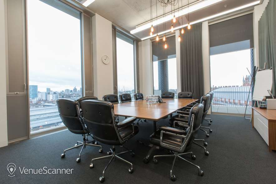 Hire The Office Group Gridiron Meeting Room 8